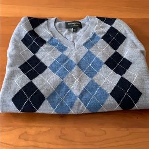 J Crew V Neck sweater.